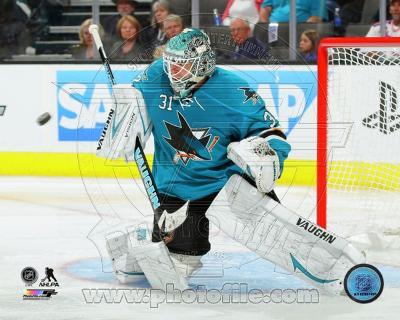 San Jose Sharks - Antti Niemi Photo