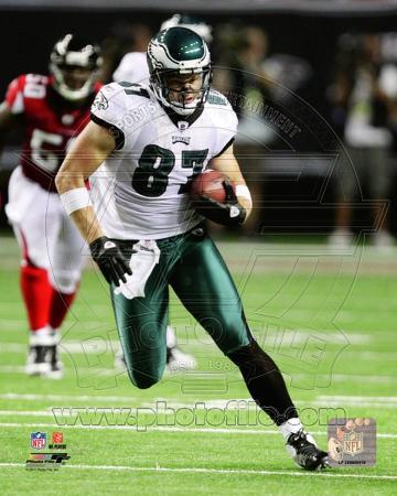 Philadelphia Eagles - Brent Celek Photo