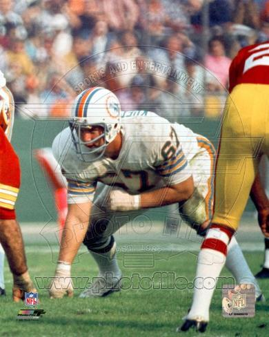 Miami Dolphins Bob Kuechenberg Photo Photo At Allposters Com