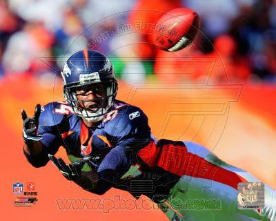 Denver Broncos - Brandon Lloyd Photo