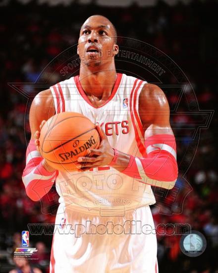 Houston Rockets On Xfinity: Dwight Howard Photo Photo At AllPosters.com