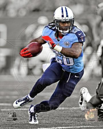 Tennessee Titans - Chris Johnson Photo