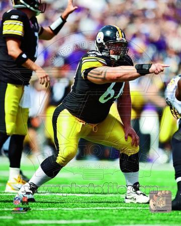 Pittsburgh Steelers - Doug Legursky Photo