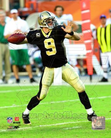 New Orleans Saints - Drew Brees Photo