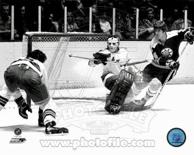 New York Rangers - Eddie Giacomin Photo