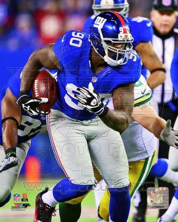 New York Giants - Jason Pierre-Paul Photo