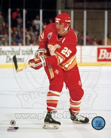 Calgary Flames - Joe Nieuwendyk Photo