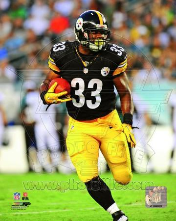 Pittsburgh Steelers - Isaac Redman Photo