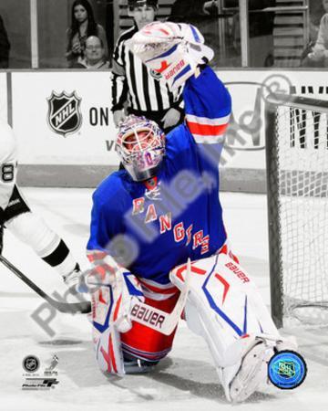 New York Rangers - Henrik Lundqvist Photo