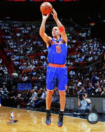 New York Knicks - Jason Kidd Photo