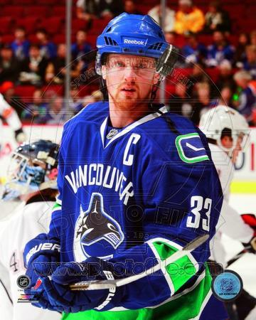 Vancouver Canucks - Henrik Sedin Photo