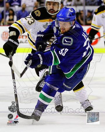 Vancouver Canucks - Henrik Sedin Photo