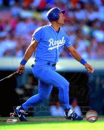 Kansas City Royals - George Brett Photo
