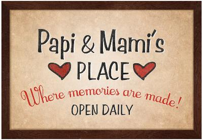 Papi and Mami's Place
