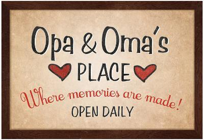 Opa and Omas Place