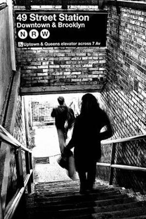 Subway Shadows
