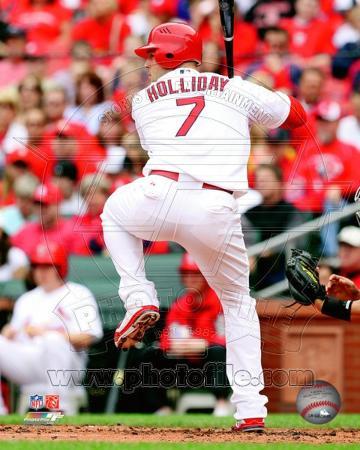 St Louis Cardinals - Matt Holliday Photo