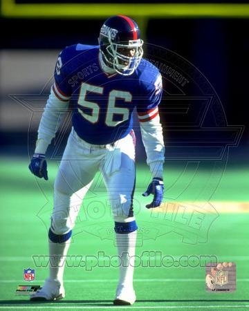 New York Giants - Lawrence Taylor Photo