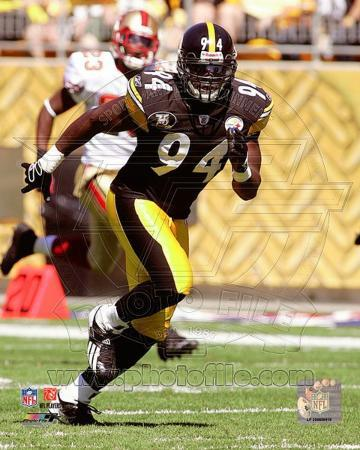 Pittsburgh Steelers - Lawrence Timmons Photo
