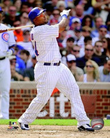 Chicago Cubs - Marlon Byrd Photo