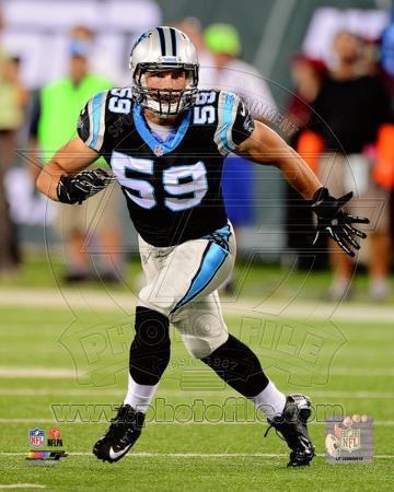 Carolina Panthers - Luke Kuechly Photo