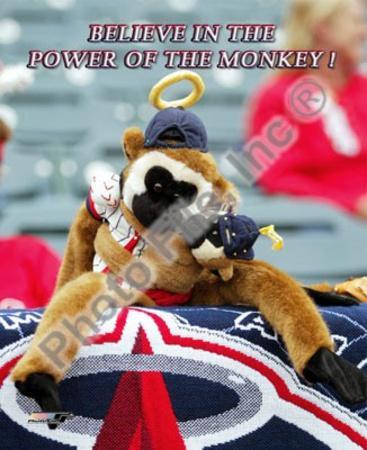 Los Angeles Angels - Rally Monkey Photo