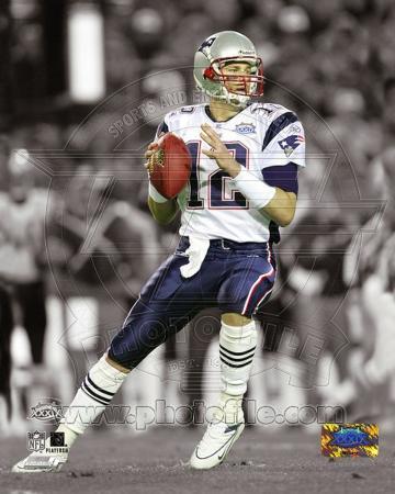 New England Patriots - Tom Brady Photo