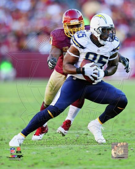 San Diego Chargers Antonio Gates: Antonio Gates Photo Photo At