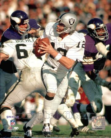 Oakland Raiders Ken Stabler Photo Photo At Allposters Com