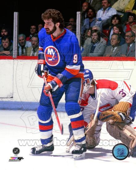 New York Islanders Wallpaper: Clark Gillies Photo Photo At