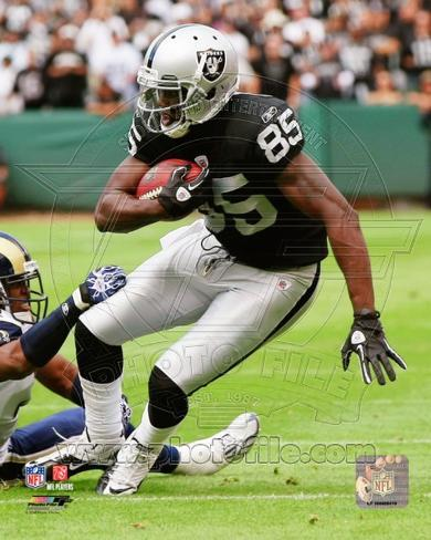 Oakland Raiders Darrius Heyward Bey Photo Photo At