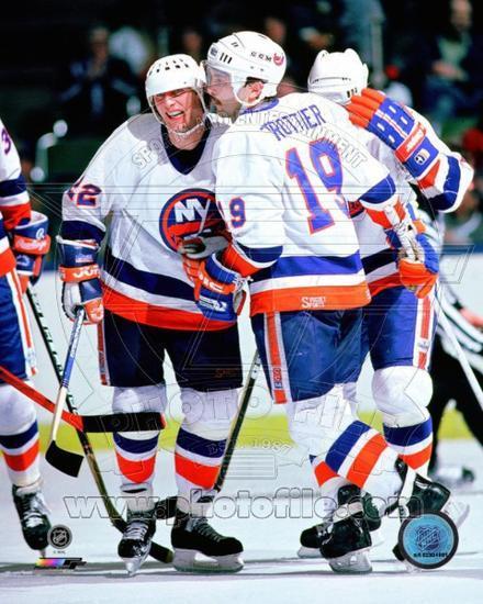 New York Islanders Wallpaper: Mike Bossy Photo Photo At AllPosters.com