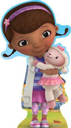 Doc McStuffins - Disney Junior Lifesize Standup