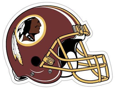 NFL Washington Redskins Vinyl Magnet