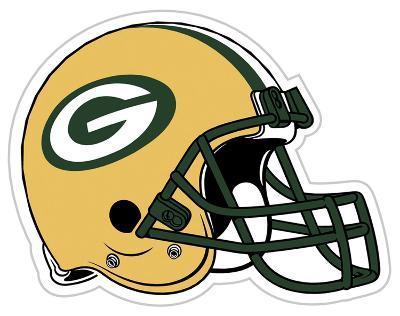 NFL Green Bay Packers Vinyl Magnet