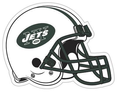NFL New York Jets Vinyl Magnet