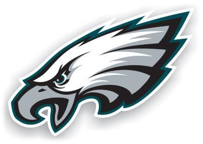 NFL Philadelphia Eagles Vinyl Magnet