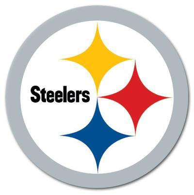 NFL Pittsburgh Steelers Vinyl Magnet