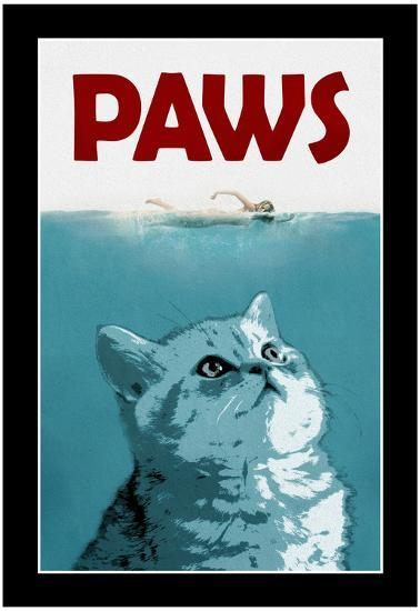 Paws Movie Poster At Allposters Com
