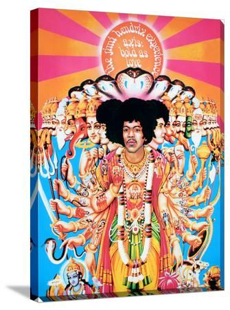 Jimi Hendrix: Axis