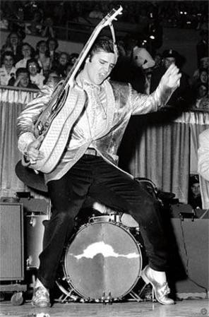 Elvis Presley Hips