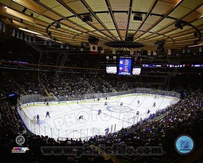 New York Rangers Madison Square Garden 2013