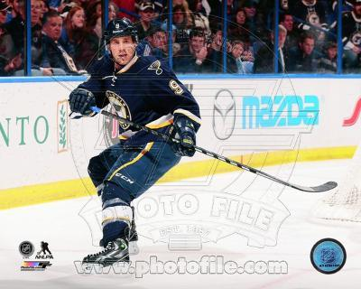 St Louis Blues Jaden Schwartz 2013-14 Action