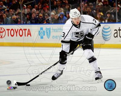Los Angeles Kings Tyler Toffoli 2013-14 Action