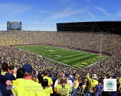 Michigan Stadium University of Michigan Wolverines 2013