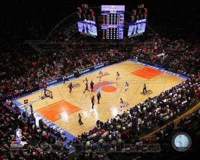New York Knicks Madison Square Garden 2012 Photo at AllPosters.com