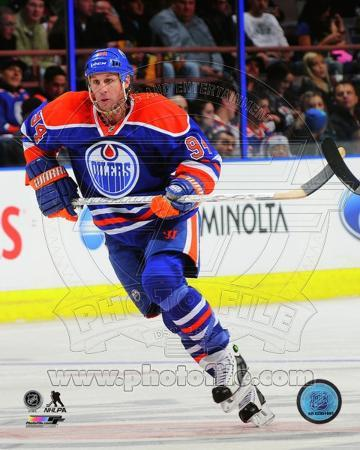 Ryan Smyth 2013-14 Action