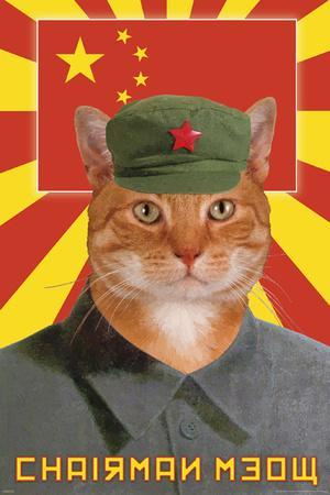 Chairman Meow Prints At Allposters Com
