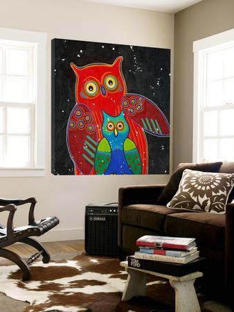 Funny Owl I