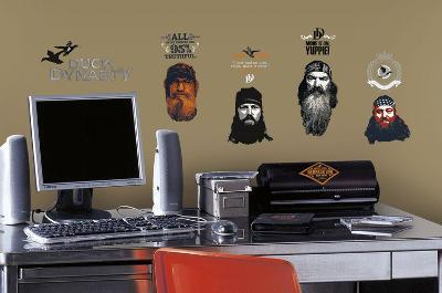 Duck Dynasty Peel and Stick Wall Decal